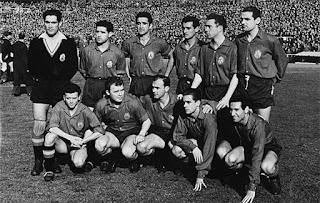 Selección española EURO 1960