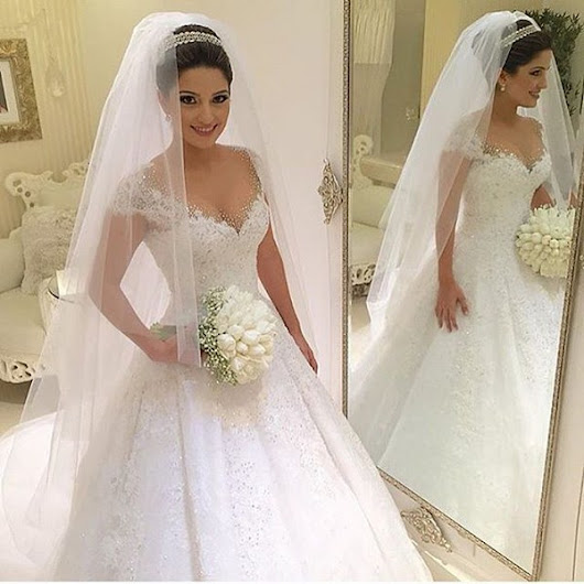 AMAZING STYLES OF BEAUTIFUL WEDDING DRESSES - Tessy Onyia's Blog