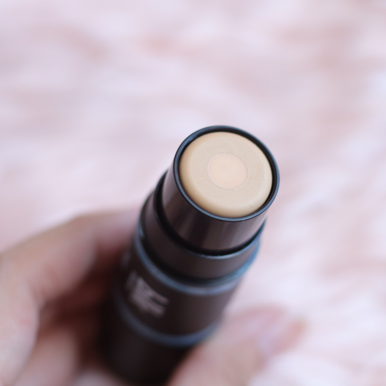 BLK Cosmetics BB CC Cream Stick Foundation Review Swatch Light Beige