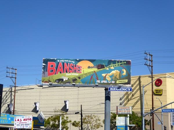 Banshee season 4 billboard