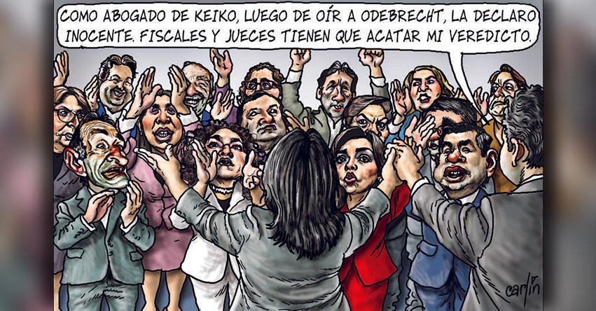 Carlincaturas Sábado 11 Noviembre 2017 - La República