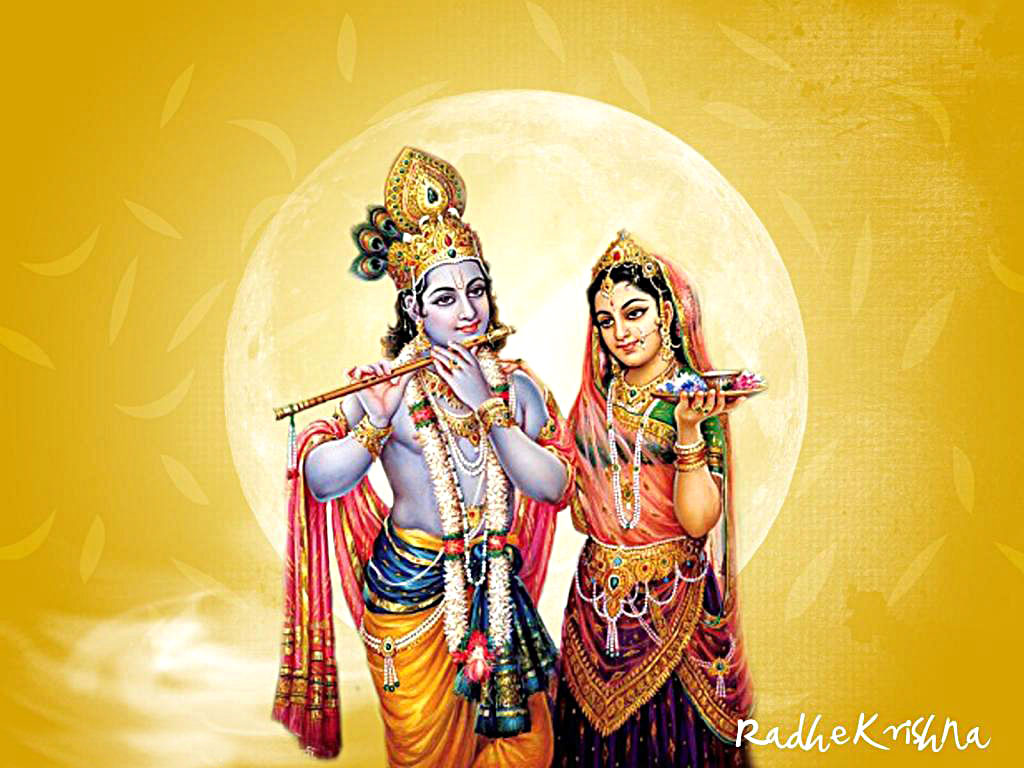 to radha krishna wallpapers - photo #36