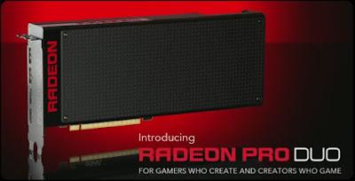 Mengenal Kehebatan VGA Card AMD Radeon Pro Duo