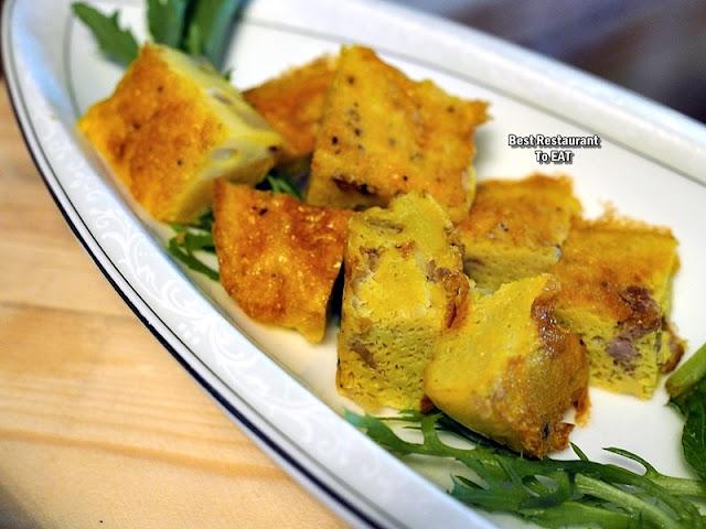 PASSIONE RISTORANTE ITALIANO Menu - Frittatina - Italian Omelet With Potato & Sausage