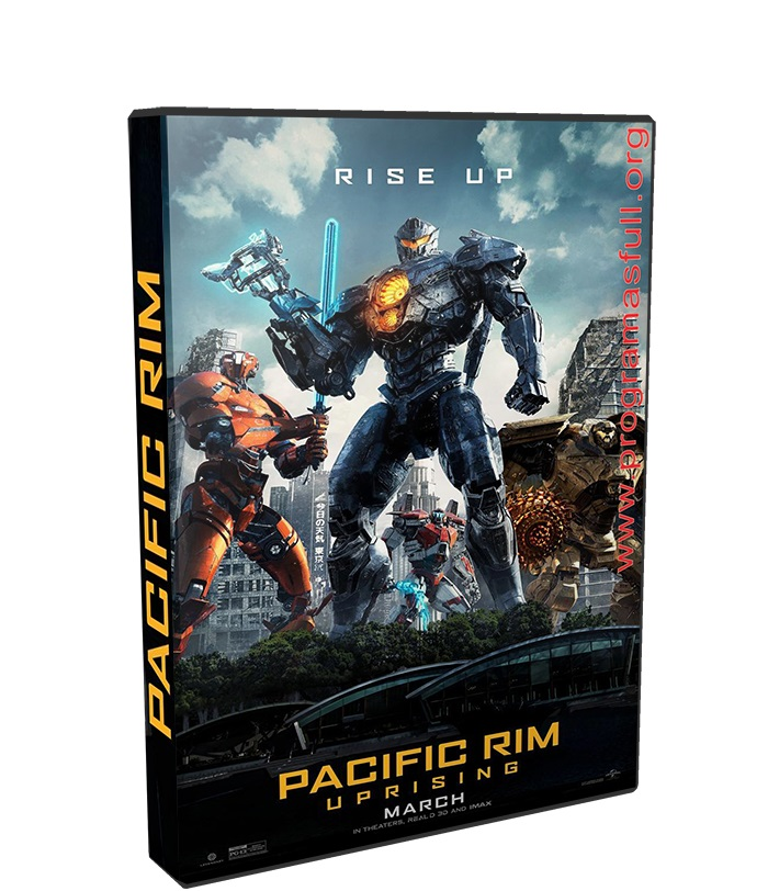 Titanes del Pacifico La Insurreccion poster box cover