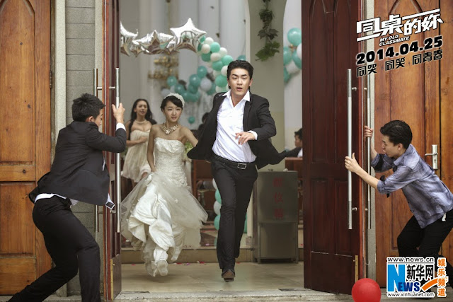 Ditinggal Mantan Nikah? 4 Film dengan Adegan Upaya Menggagalkan Pernikahan Mantan Ini Cocok untuk Anda!