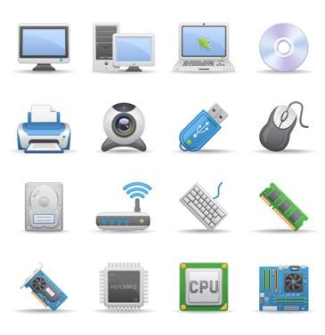 Preparatoria abierta nuples sep la computadora for Elementos de hardware