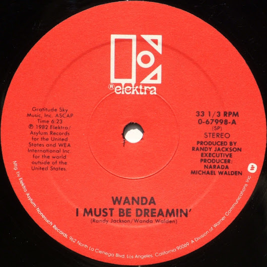 Wanda - I Must Be Dreamin' (1982) 12''