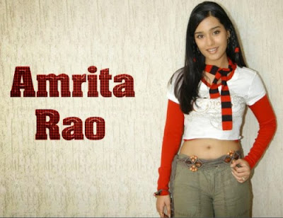 Download Most Beautiful Amrita Rao HD Wallpapers and Pics for your Desktop