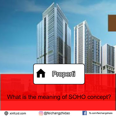 "What is ""SOHO"" Means On Property World?"