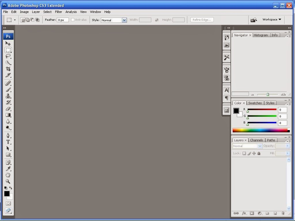 how to use photoshop cs3 tools