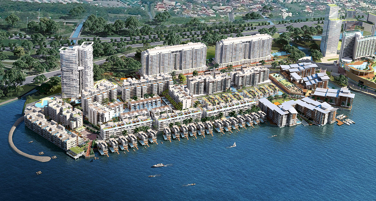 Bursa Dummy Penang Water Front Projects