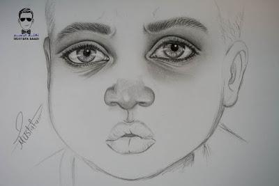 تعلم الرسم بالرصاص خطوة بخطوة