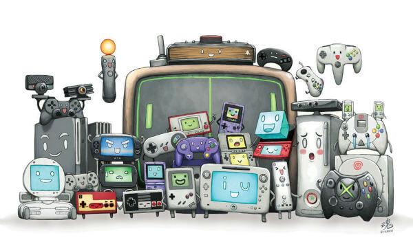 jocuri video adolescentii