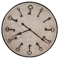 Howard Miller Cle Du Ville Wall Clock