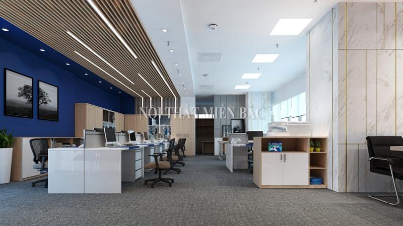 Tư vấn thiết kế văn phòng nâng cao hình ảnh doanh nghiệp