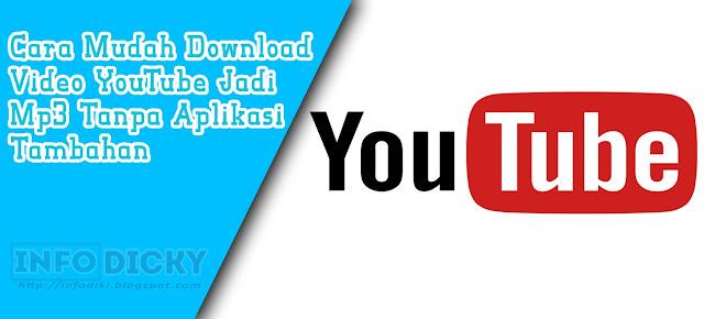 Cara Download Lagu Dari Youtube Tanpa Apk 5 Cara Download