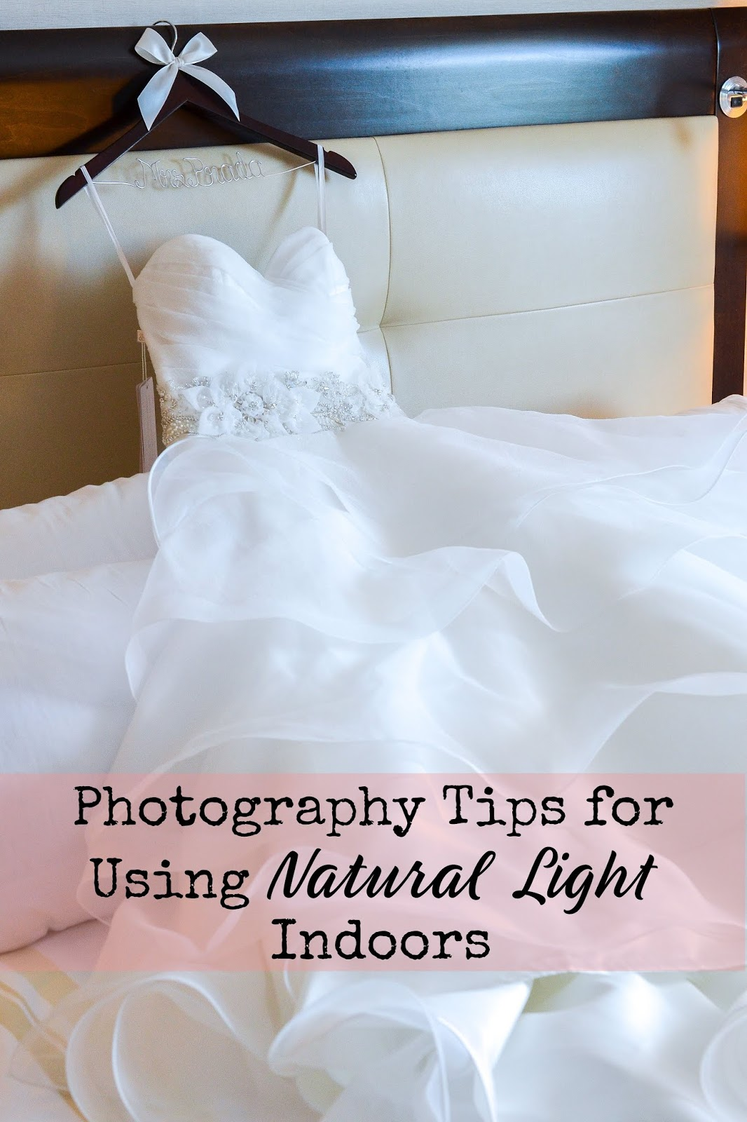 How to use natural light indoors to get great photos