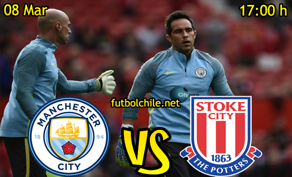 Ver stream hd youtube facebook movil android ios iphone table ipad windows mac linux resultado en vivo, online: Manchester City vs Stoke City