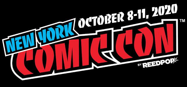 'New York Comic Con 2020': Anunciada a primeira onda de painéis virtuais