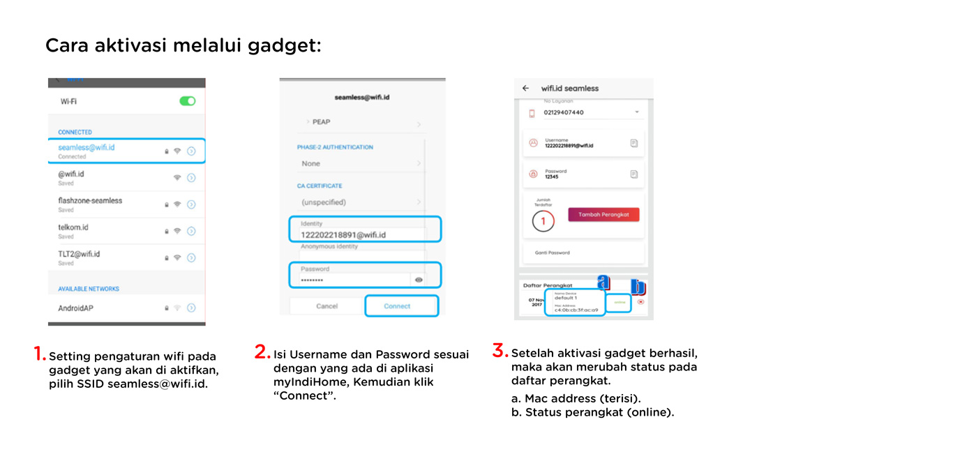 Cara Login dan aktivasi wifi.id Seamless Terbaru 1 - waswus