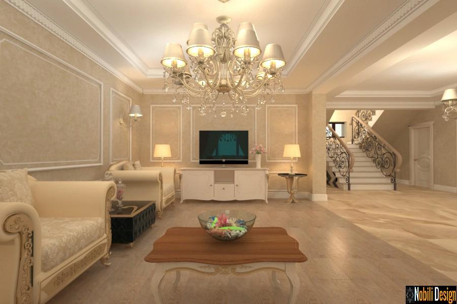 Amenajare casa stil clasic in Bucuresti - Amenajari interioare case clasice Bucuresti