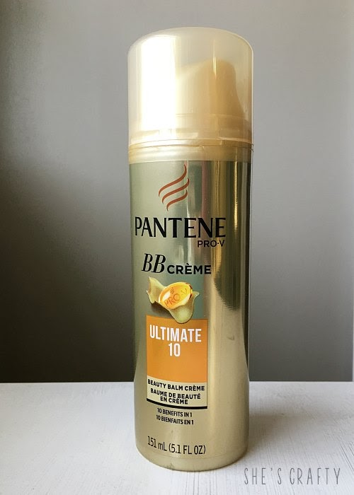 October favorites of a mom blogger, pantene bb creme