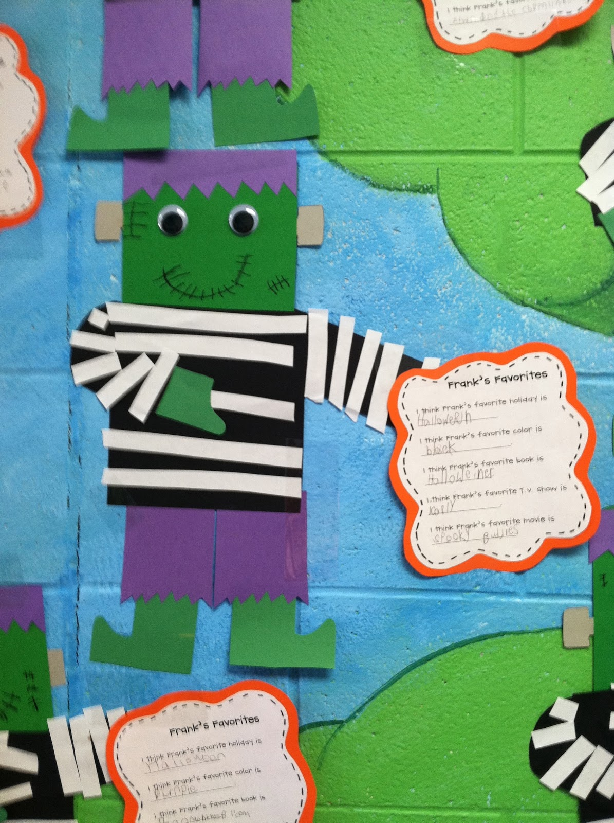 Life In First Grade Inferring With Frank