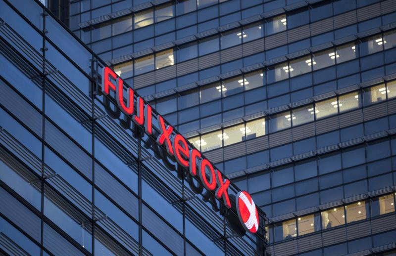 Fujifilm to takeover Xerox for USD 6.1 billion!