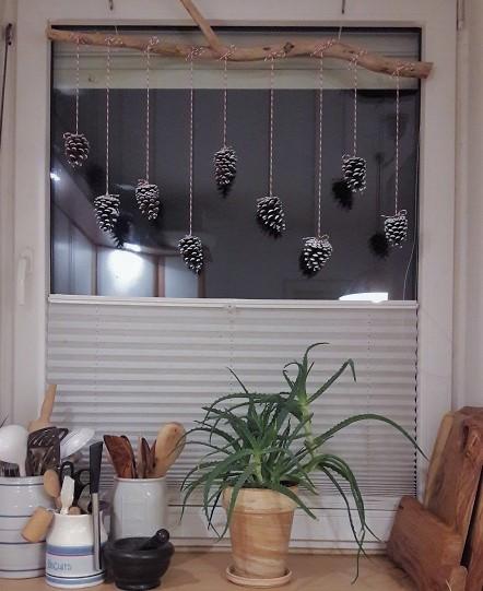 Dekoracja w oknie