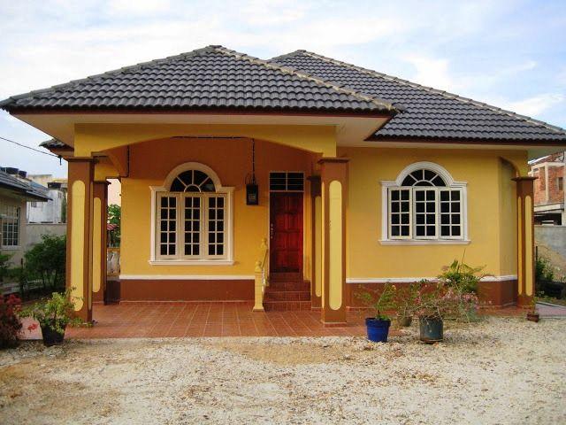 """Ã"""" 53 Model Desain Rumah Minimalis Sederhana Di Kampung Tapi Mewah"""