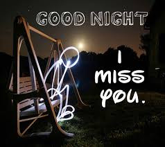 Good Night  Miss You Image