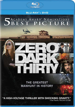Zero Dark Thirty 2012 BluRay Hindi Dual Audio 720p ESub Watch Online Full Movie Download bolly4u