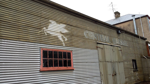 Clunes historic buidlings