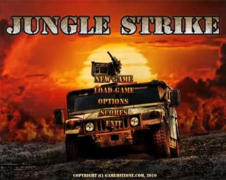 تحميل لعبة العربية الحربية Jungle Strike للكمبيوتر مجانا