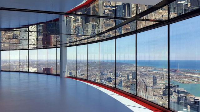 Отдых в Канаде и виды с CN Tower