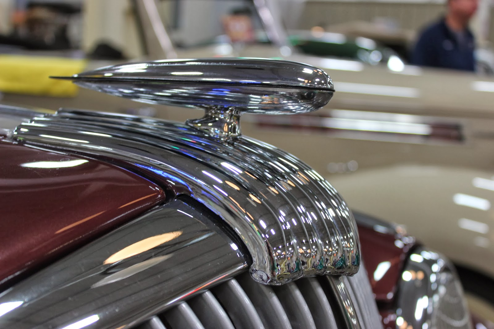 Custom Hood Ornaments >> Patio Boat: Radiator Caps and Hood Ornaments from the ...