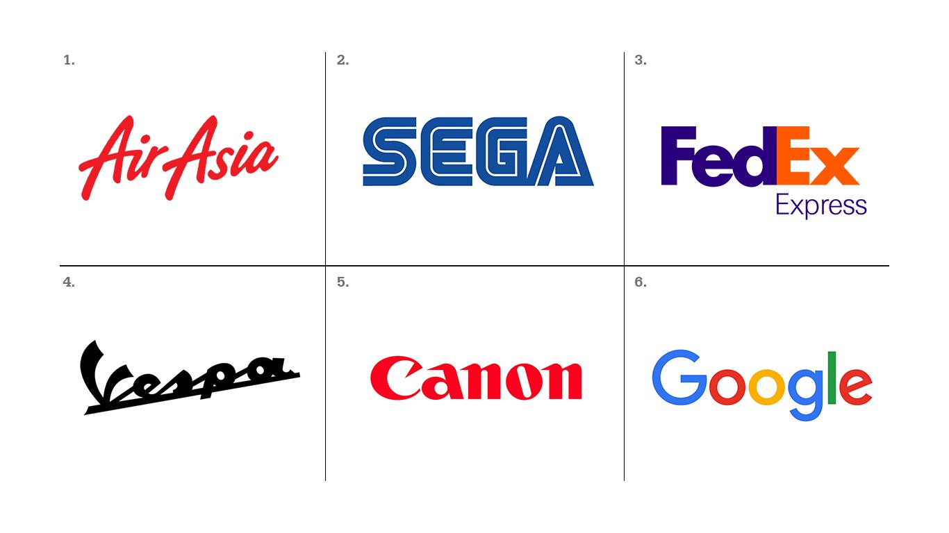 jenis macam tipe bentuk logo brand identity bagus kreatif keren arti lambang makna simbol filosofi perusahaan pengertian definisi perbedaan desainer grafis profesional contoh gambar sample produk