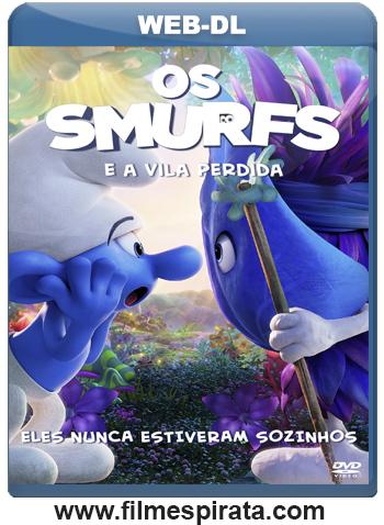Os Smurfs e a Vila Perdida Torrent – WEB-DL 720p e 1080p Legendado 5.1 (2017)