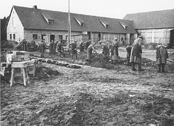 Pictures Inside Ravensbruck, Hitler's Concentration Camp for
