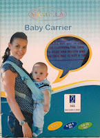 Baby Carrier Yangela BB010 5 in 1