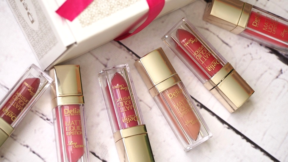 pomadki Delia Cosmetics