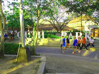 Taman Kota Lumintang Denpsasar