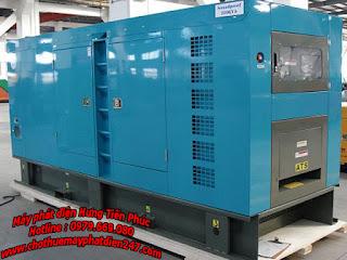 máy phát điện công nghiệp Komatsu