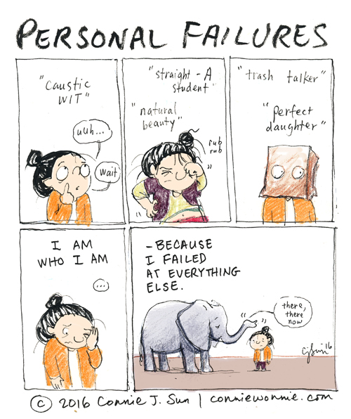 personal failure Conjure up in your mind that big failure of your life  in the years i've spent  helping other people overcome their personal issues, i've often.