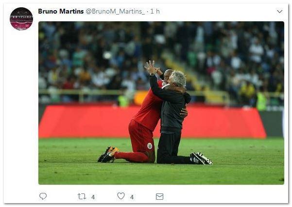 Pietra e Luisão, muito Benfica