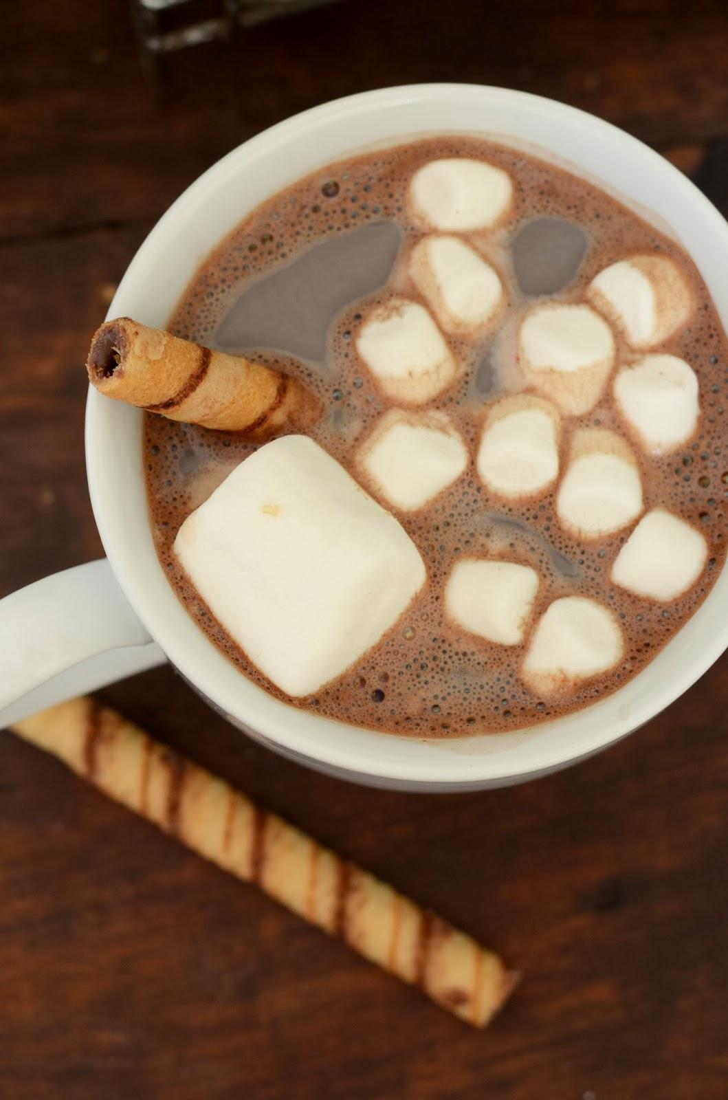 Iron Amp Twine Hot Chocolate Station