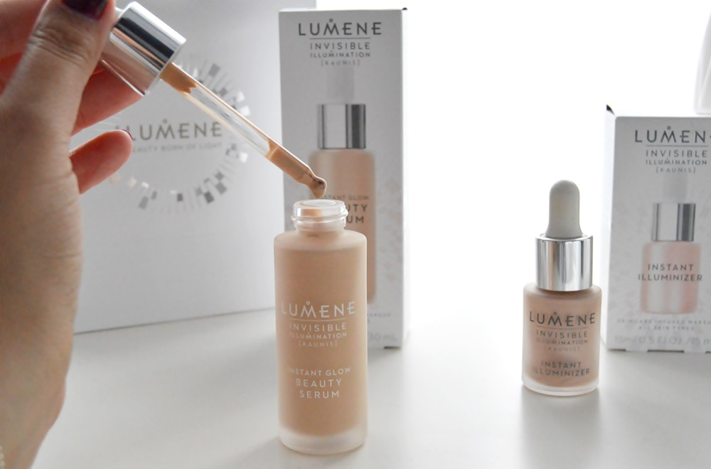 Lumene - beauty serum, Instant Illuminizer