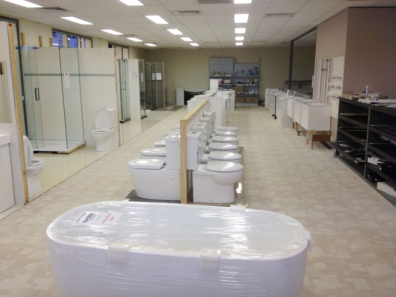Introducing Bayswater Tile Bathroom Shop: Bayswater Tile ...
