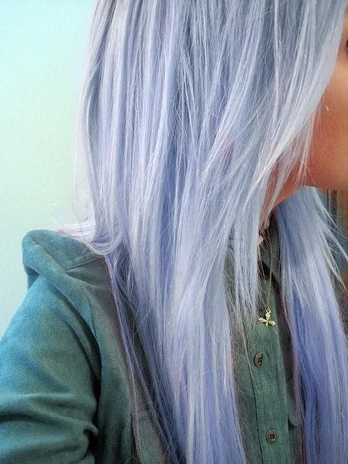 Baby Blue Hair Colors The Haircut Web